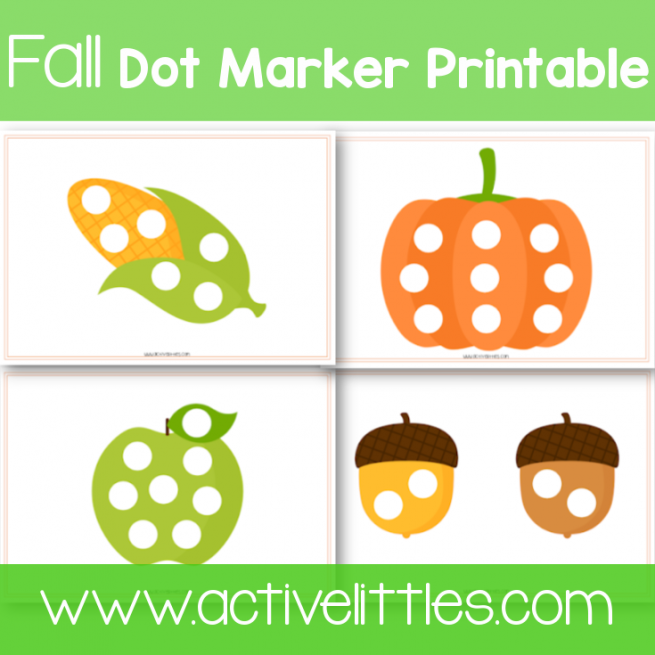 Fill in Place Mats toddler printable