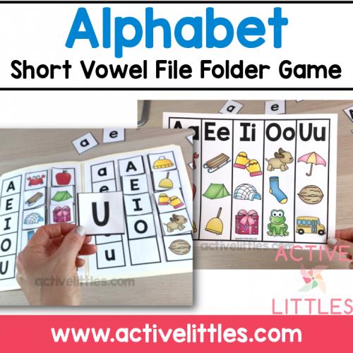 alphabet file folder games printable for kids